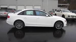 audi a4 2016 white. Modren 2016 2016 Audi A4 Glacier White Metallic  STOCK 700008 Walk Around YouTube Inside A4 T