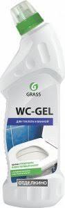 Универсальное моющее <b>средство Grass WC</b>-Gel для чистки ...