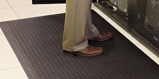 Shoe Mats Anti Static Table Mats Heel Grounders In Stock Uline