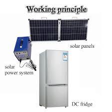 Solar Powered Mini Fridge Popular Solar Fridge Buy Cheap Solar Fridge Lots From China Solar