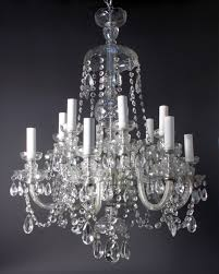 furniture charming glass and crystal chandeliers 0 antique waterford chandelier modern rustic mia ceiling fan