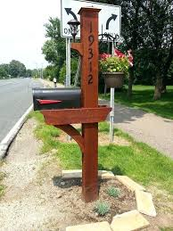 Mailbox Design Ideas Metal Mailbox Designs Brick Mailbox Design