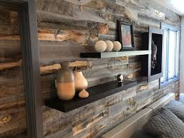 It's incredible the amount of modern wood wall coverings in the market  today. Description from