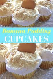 Banana Pudding Cupcakes Recipe Divas Can Cook