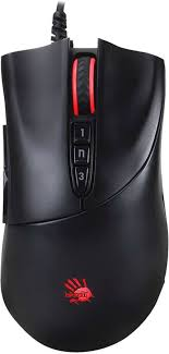 Купить <b>Мышь</b> A4 <b>Bloody V3</b>, проводная, USB, черный в интернет ...