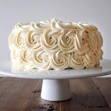 Simple Cake Frosting Designs Simple Vanilla Buttercream