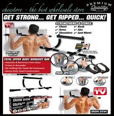 Iron Gym Pull Up Bar Workout Routine Kayaworkout Co