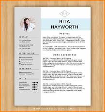 Best Free Resume Templates Awesome Free Downloadable Cv Template Word Kenicandlecomfortzone
