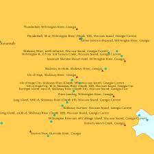 Skidaway Island Tide Chart Isle Of Hope Skidaway River Georgia Tide Chart