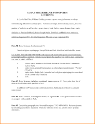 025 Research Paper Examples Of Good Essay Introduction Example