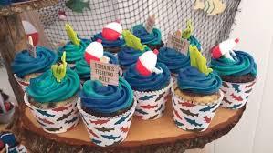 Karas Party Ideas Colorful Gone Fishing Birthday Party Karas