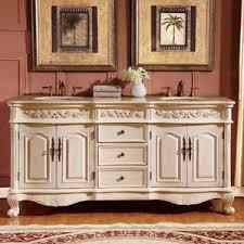 6 foot double sink vanity. one allium way 6 foot double sink vanity