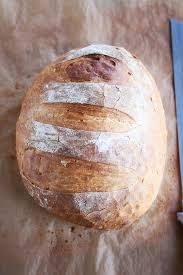Goodbye Bread Size Chart Rustic Crusty Bread Recipe With Tutorial Mels Kitchen Cafe