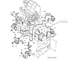p charge air bypass valve once i get back down to my building s parking garage i can check this diagram