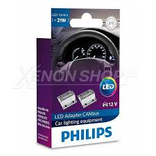 Обманка <b>Philips Canceller</b> LED 21W <b>CANbus</b> - 18957X2 купить в ...