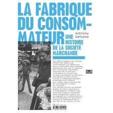 La fabrique du consommateur - Une histoire de la société marchande - broché  - Anthony Galluzzo, Livre tous les livres à la Fnac