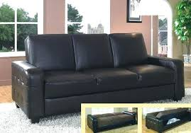 mainstays faux leather futon leather futon couch black faux sofa co in design mainstays faux leather