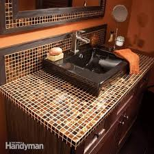 ideas custom bathroom vanity tops inspiring: shining ideas bathroom vanity tops ideas top for