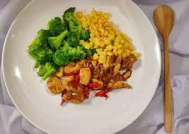 Namun, siapa bilang membuat menu diet sehat itu sulit? Resep Rahasia Ayam Saos Tiram Resep Diet Super Resep Masakanku