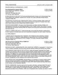 Federal Resume Techtrontechnologies Com