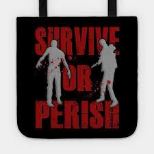 Zombie Survival Chart Zombie Survival