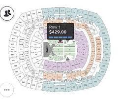 Metlife Taylor Swift Seating Chart Taylor Swift 2 Tickets Ohio Stadium 6aa 250 00 Picclick