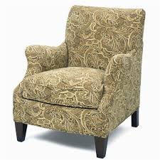 Craftmaster Accent Chairs Upholstered Accent Chair with Exposed Wood