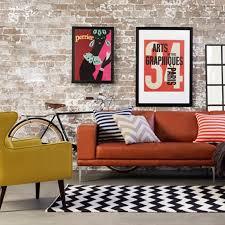 stylish black chevron rug