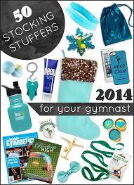 2014's Stocking Stuffer Gift Guide | 50 Gymnastics Gift Ideas | Gym Gab