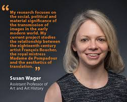 Unh Quote Beauteous Susan Wager Assistant Professor Of Art And Art History UNH Today