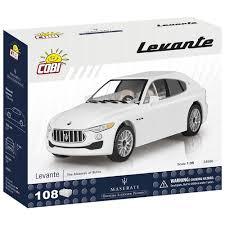 Характеристики модели <b>Конструктор Cobi Maserati</b> 24560 <b>Levante</b>