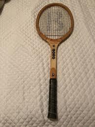 bancroft monte carlo bjorn borg vintage wood tennis racquet 4 1 2