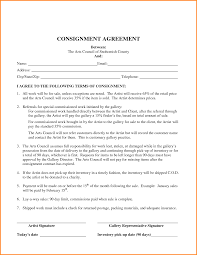 Consignment Agreement Template Word 24 Consignment Agreement Sample Memo Templates Template Agreement 5