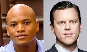 Protesting for Change: Wes Moore in Conversation with Willie Geist - 92Y,  New York