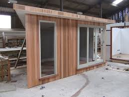 Small Picture Bespoke triangular office designs and odd shaped garden studios