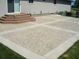 Image Simple Stamped Concrete Patio And Plus Colored Concrete Floors And Plus Stamped Concrete Overlay And Plus Sealing Mideastercom Stamped Concrete Patio And Plus Colored Concrete Floors And Plus