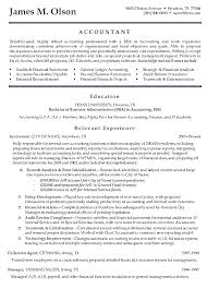 Resume Objective For Accounting Fascinating Accounts Receivable Resume Examples Samples Job Sample Template