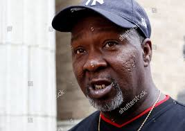 Former convict Byron Coleman 54 says he Editorial Stock Photo - Stock Image  | Shutterstock