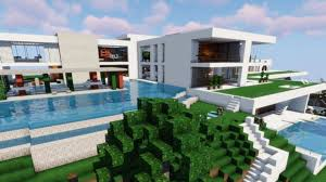 Simple starter house 4 give the new day in minecraft a kick start and build a nice and cosy starter house! Cool Minecraft Houses Ideas For Your Next Build Pcgamesn