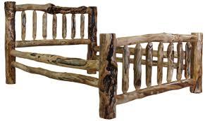Log Queen Bed Frame | Bed Frames Ideas