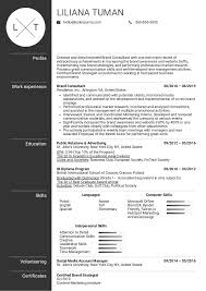 Resume Examples By Real People Brand Consultant Resume