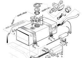 Sports car fuel system