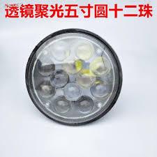 Đèn Led Tròn 4 Inch 3 Inch 12v 24v Siêu Sáng Chuyên Dụng Cho Xe Hơi giá  cạnh tranh