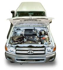 Safari Diesel Intercooled Turbocharger System for the 4x4 Toyota ...