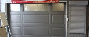display garage door