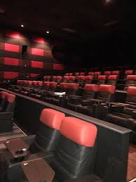 Inside Of Theater With Reclining Seats Picture Of