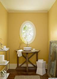 bathroom colors yellow. The 6 Best Paint Colors That Work In Any Home Bathroom Yellow W