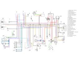 electrics wiring diagrams useful pictures 125cc sportsbikes forum