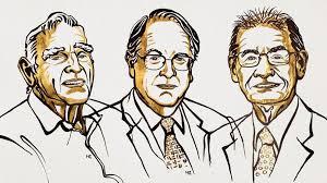 Nobel Prize in chemistry winners developed <b>lithium</b>-<b>ion</b> batteries ...