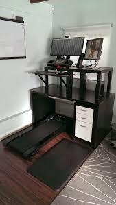 first make a standing desk